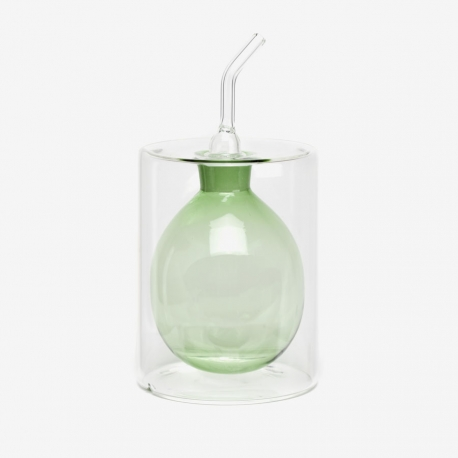 oil bottle green 150ml ICHENDORF
