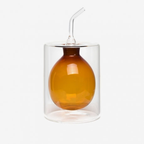 oil bottle amber 150ml ICHENDORF