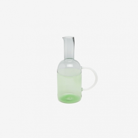 bottle clear/smoke/green ICHENDORF