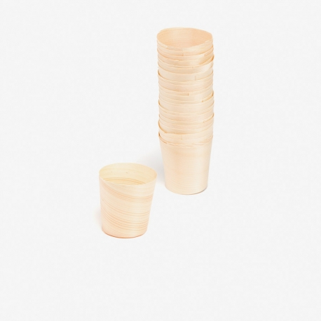 Set 24 vasos desechables