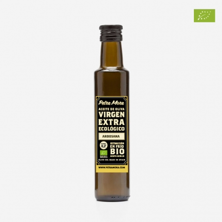 Aceite oliva virgen ext.eco. arbosana 250 ml