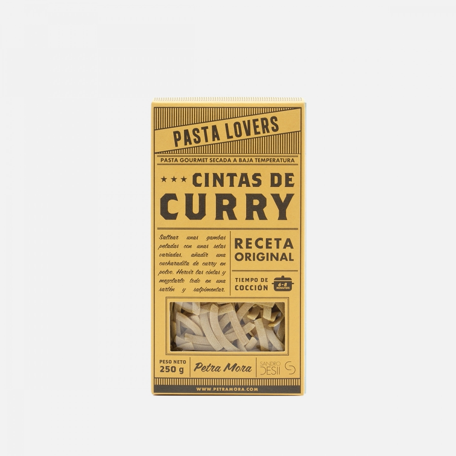 Cintas de curry
