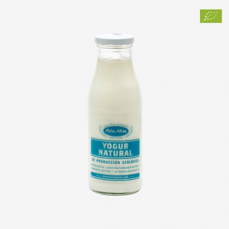 Yogur natural ecológico 500 g