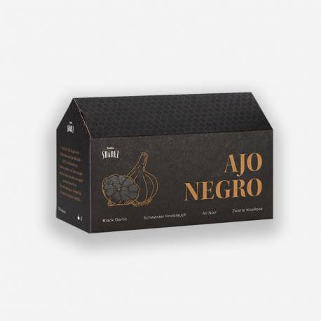 JR Ajo Negro Black Allium