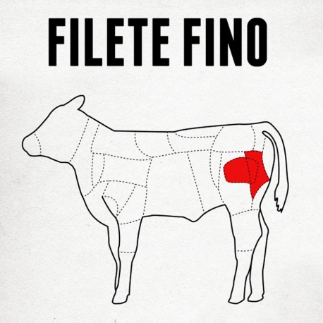 Filete fino de ternera