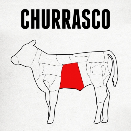 Churrasco de ternera