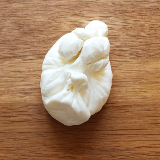Autentica burrata Italiana