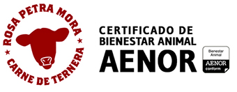 Certificado de bienestar animal